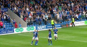Sam  Morsy makes it 4-1