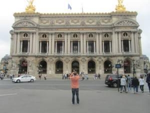 Photographing the Opera House
