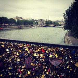 Pont des Arts bridge