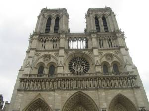 One of the most famous monuments in Paris