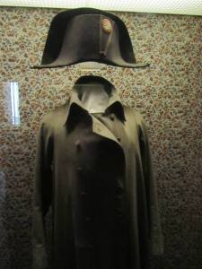 One of Napoleon's outfits
