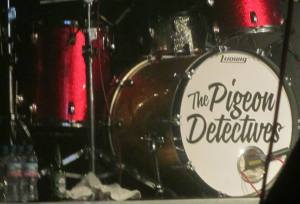 The Pigeon Detectives!