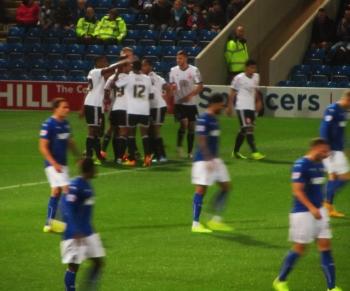 Swindon open the scoring