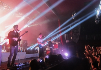 An incredible performance from Twin Atlantic
