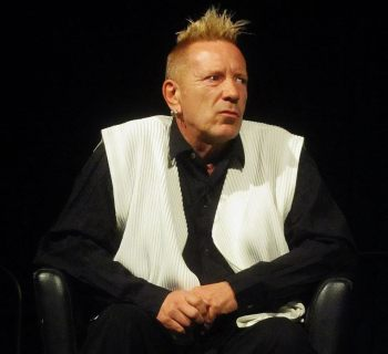 Lydon shocked the audience when talking about the Jimmy Saville case