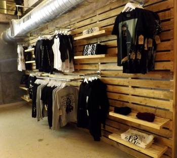 The Drop Dead shop in Sheffield