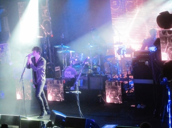 The Kooks hit the stage