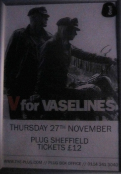 The Vaselines in Sheffield