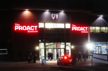 Tuesday night at the Proact