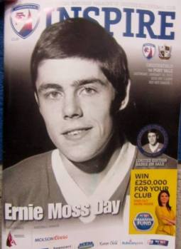 Ernie Moss Day