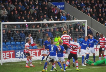 Butler heads in Rovers' second