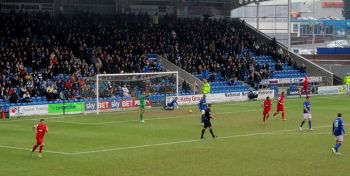 Orient level the score