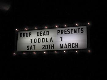 Toddla T headlines