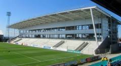 The new stand