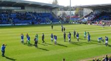 #12 - Chesterfield secure League 1 play offs