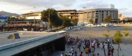The Camp Nou