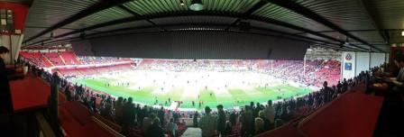 Panoramic of my view