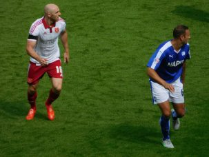 Conor Sammon and Ian Evatt