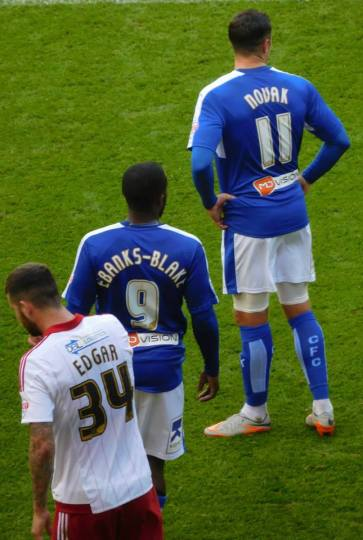 Chesterfield's new strike force