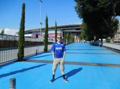 Back at the Camp Nou!