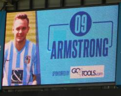 Armstrong's 6th of the season