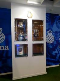 The trophy cabinet
