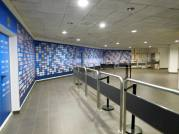 Where the post-match interviews take place