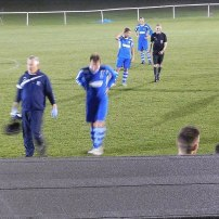 Injury worries for Hallam
