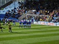 Burton pile on the pressure after Stuart Beavon's equaliser