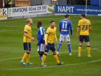 Chesterfield's front two, Ebanks-Blake and Novak