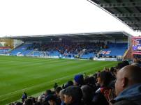 A decent following from Scunthorpe