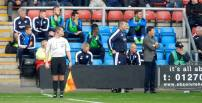 The Chesterfield dugout