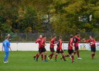 Dronfield's Tom Fairweather scores on his debut