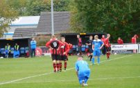 Dronfield restart the game at 2-2