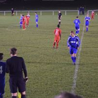 Hat-trick hero Blythen is rested