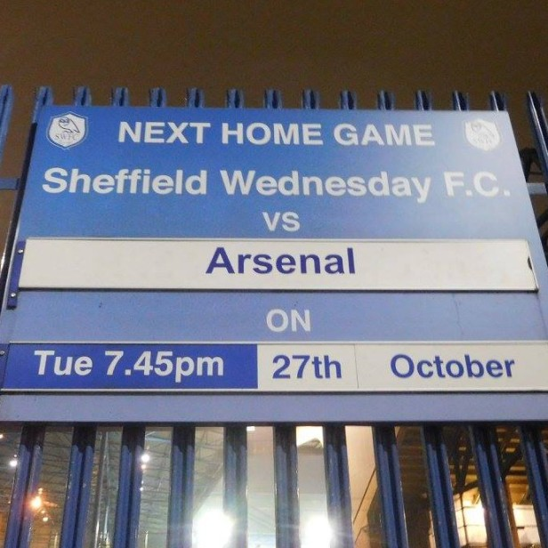 A big night at Hillsborough