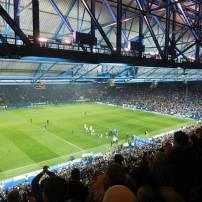 A memorable evening at Hillsborough