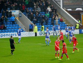 1-0 Chesterfield
