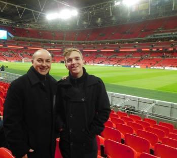Watterson's at Wembley