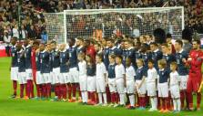 The French squad