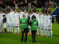 The English national anthem
