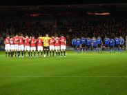 A minute's silence