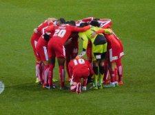 The Swindon team
