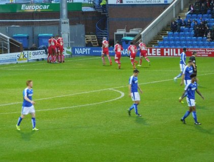 Ajose opens the scoring