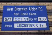 In-form Leicester visit the Hawthorns