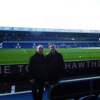 The Watterson's at West Brom