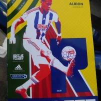 The matchday programme