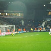 Rickie Lambert scores from the spot