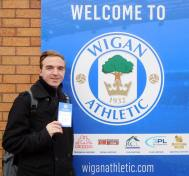 Press at Wigan