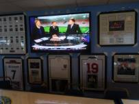 BT Sport in the clubhouse as Sunderland beat Manchester United 2-1 in the early kick off